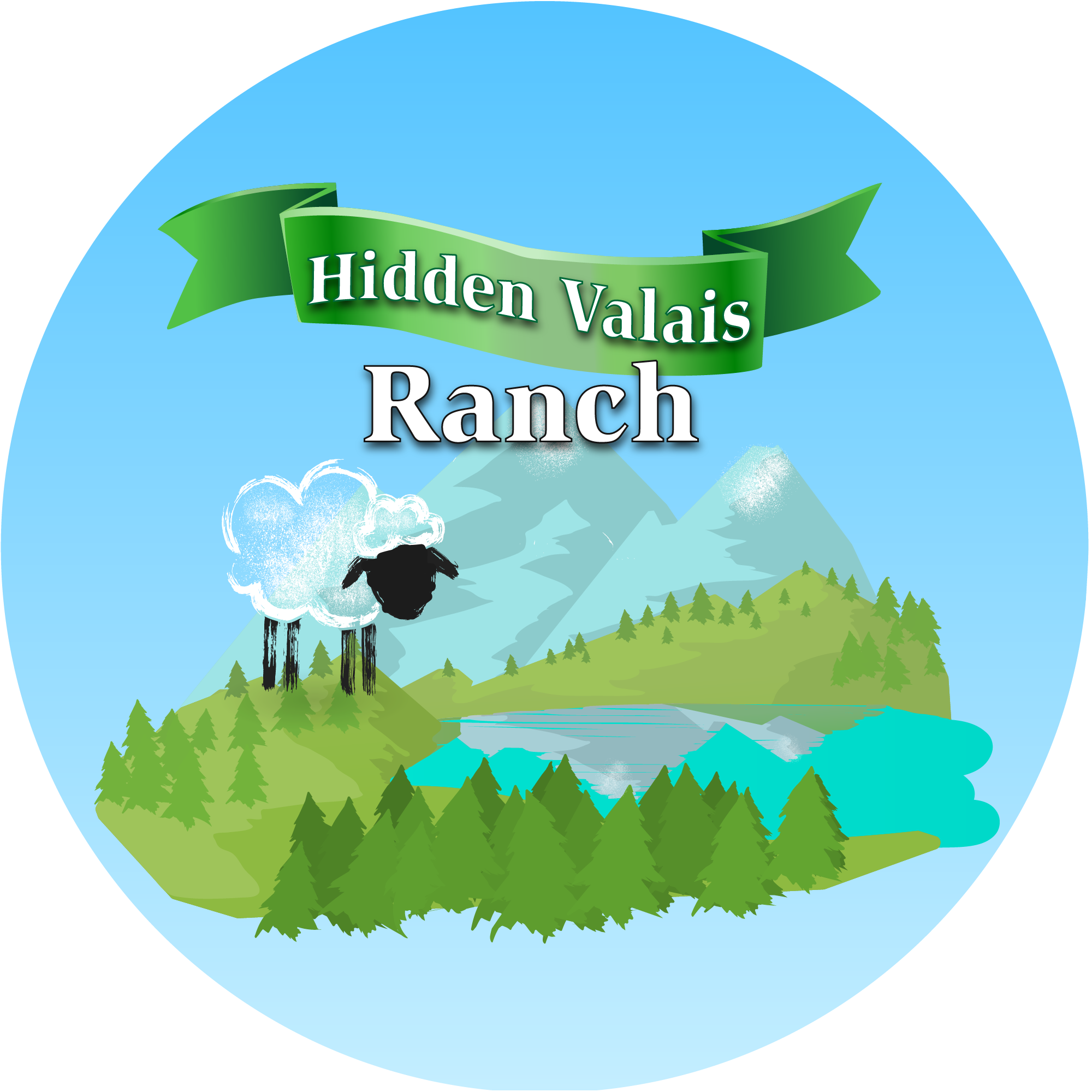 Hidden Valais Ranch